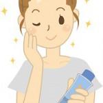 美肌になるための化粧水